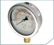 Manômetro para medir pressão de gás