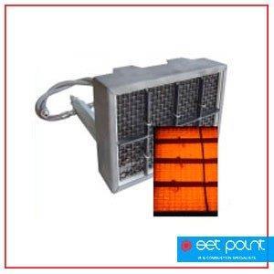 Queimador infrared 800