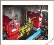 Queimadores a gás para caldeiras